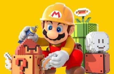 Invierte 400 horas para completar un nivel en Super Mario Maker