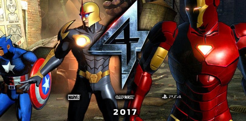 Marvel vs. Capcom 4 aparecería en la PlayStation Experience