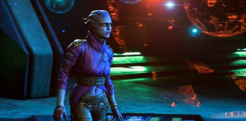 Mass Effect: Andromeda soportará HDR en PS4, Xbox One y PC