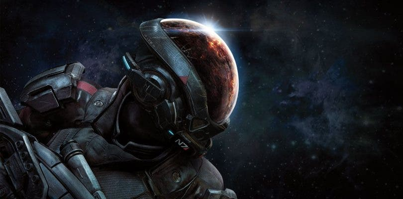 Increíble nuevo tráiler de Mass Effect: Andromeda