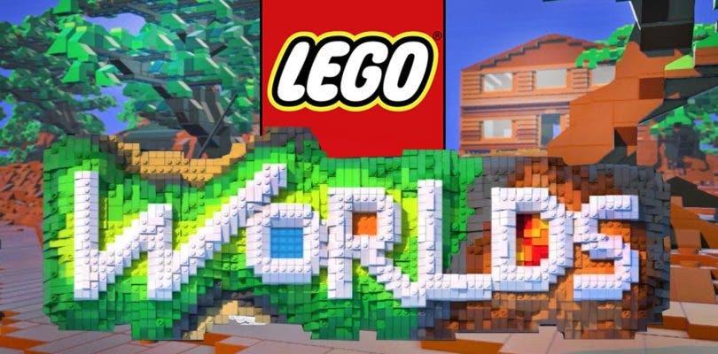 Lego Worlds llegará el año que viene a PS4 y Xbox One