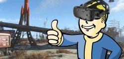 Jugamos a Fallout 4 VR, Skyrim VR y DOOM VFR y te lo contamos todo