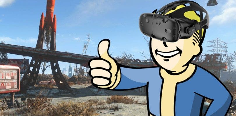 Bethesda quiere llevar Fallout 4 a la Realidad Virtual