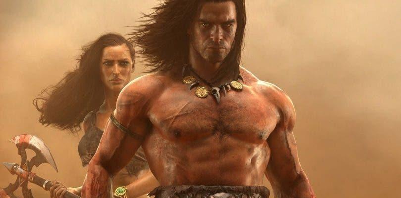 Conan Exiles anuncia fecha de su Acceso Anticipado y nuevo tráiler