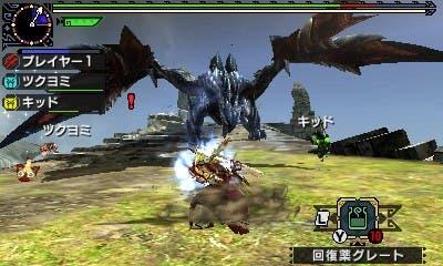 Monster Hunter XX tiene nuevos estilos de cazador