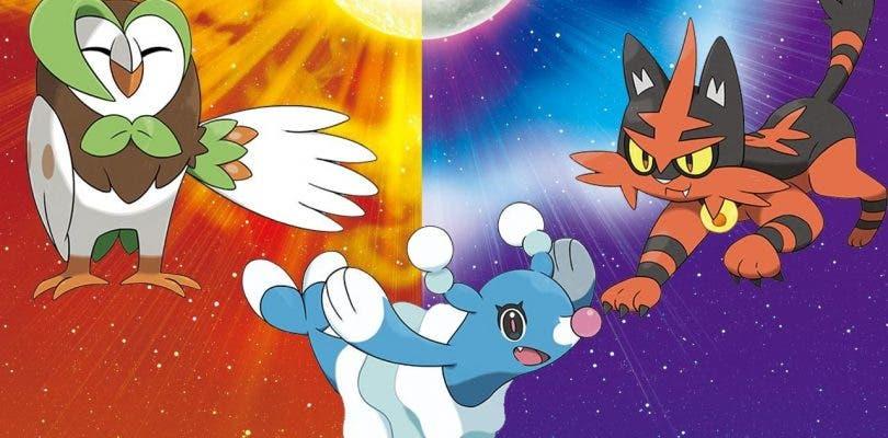Filtrados los pokémon exclusivos de Pokémon Sol y Luna