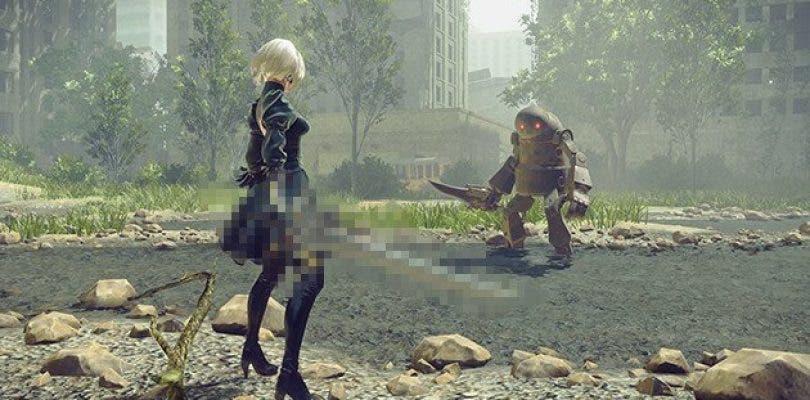 Surge una colaboración entre NieR: Automata y Final Fantasy XV