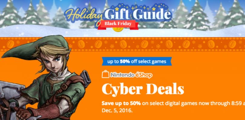 Nintendo también participa en el Black Friday con estas ofertas