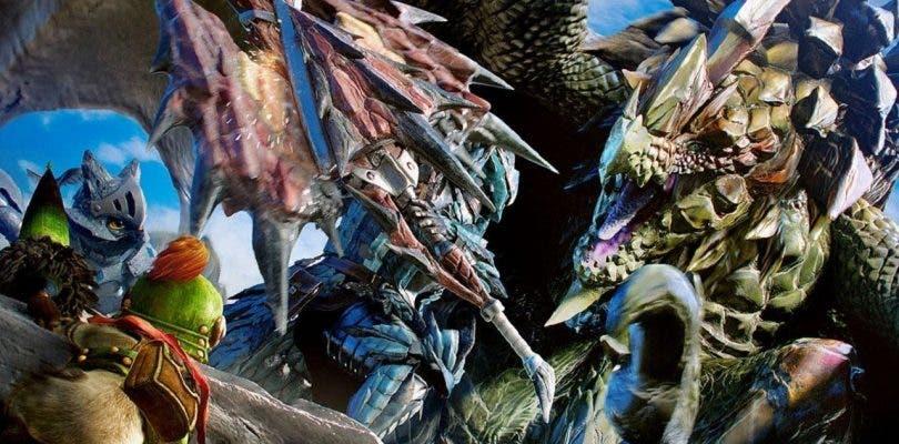 Llegan el contenido de noviembre a Monster Hunter Generations