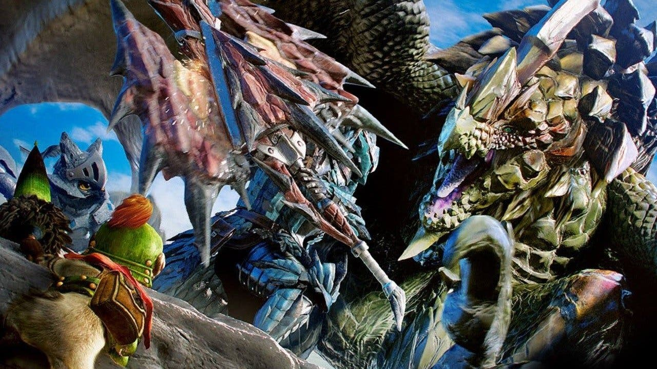 Imagen de Llegan el contenido de noviembre a Monster Hunter Generations