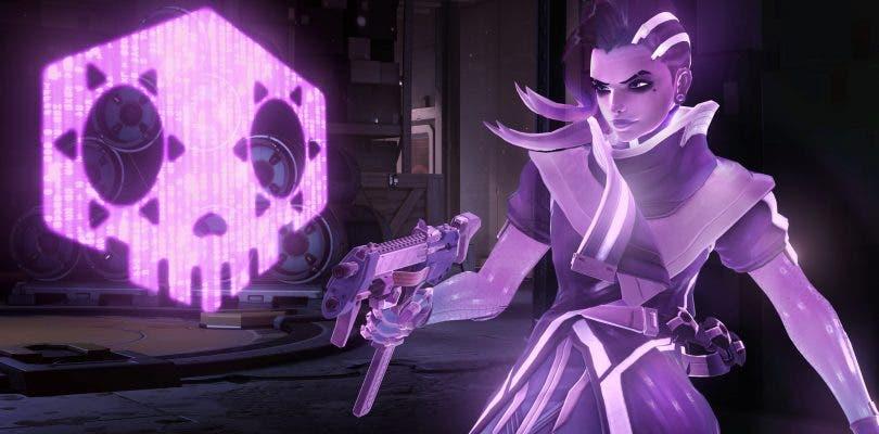 Sombra llega en la más esperada actualización de Overwatch
