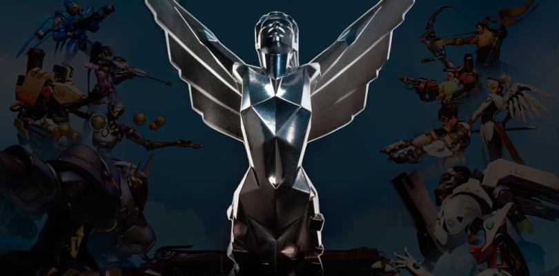 Overwatch es nombrado mejor juego del año en The Game Awards 2016