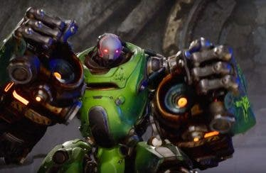 Ya está aquí Crunch, el nuevo héroe robótico de Paragon