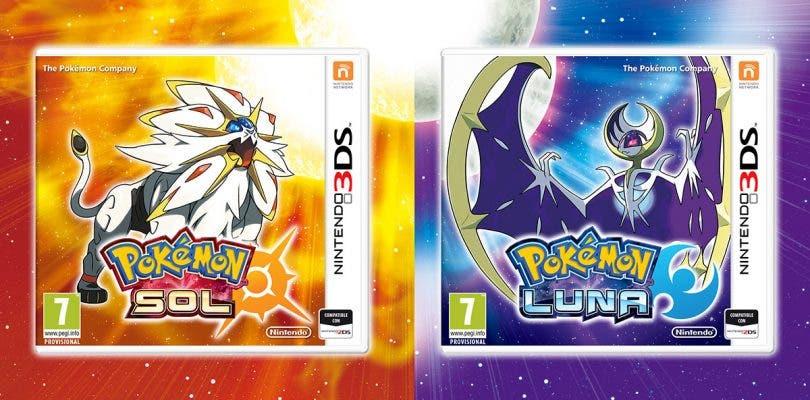 Pokémon Sol/Luna recibe un nuevo parche dirigido al modo online