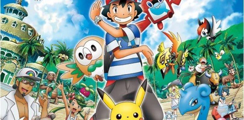 El anime de Pokémon Sol/Luna y su última película llegan a Clan