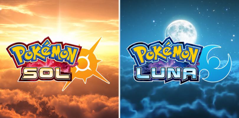 Ya disponible una parte de la banda sonora de Pokémon Sol y Luna