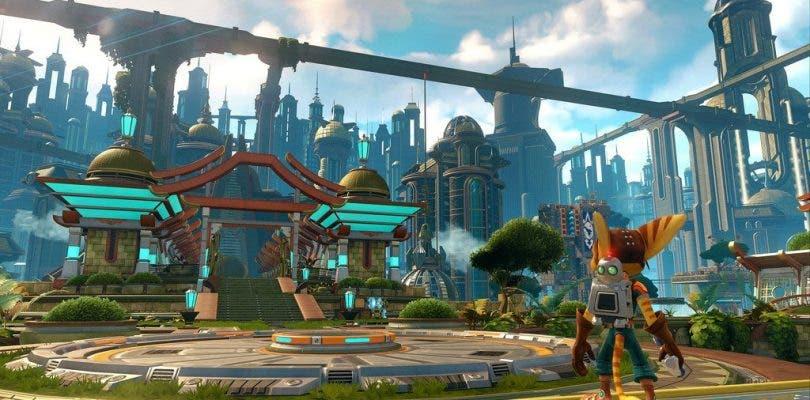Se detallan las mejoras de Ratchet & Clank en PlayStation 4 Pro