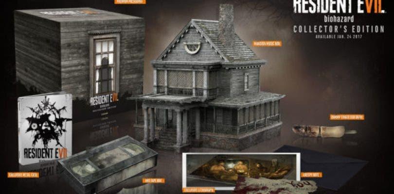 Se revela una nueva edición coleccionista para Resident Evil 7