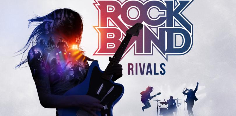 Rock Band: Rivals llegará a consolas este mismo mes