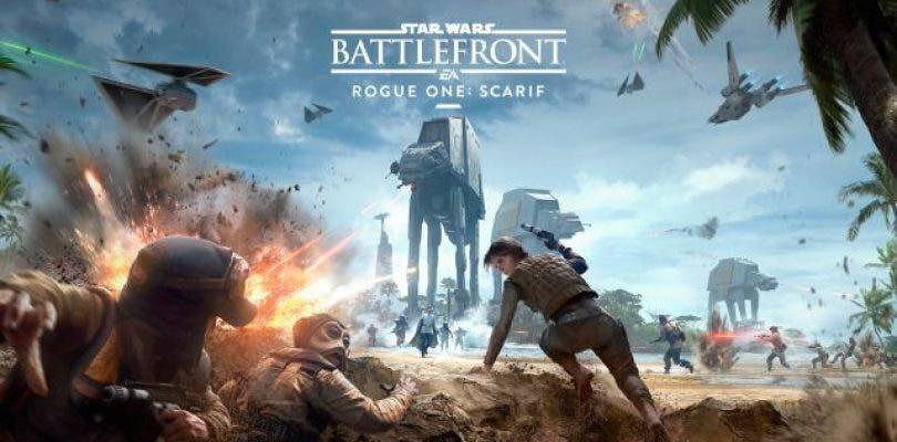 Primer vídeo del DLC de Star Wars Battlefront basado en Rogue One