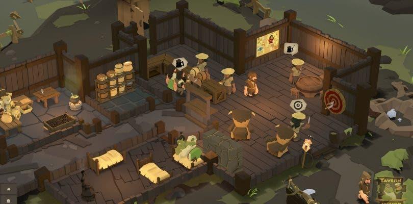 Tavern Keeper es lo nuevo de los creadores de Game Dev Tycoon