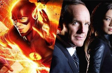 Promos de los próximos capítulos de Flash y Agentes de SHIELD