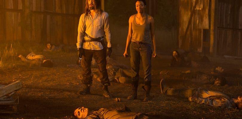 La audiencia de The Walking Dead cae más en cada episodio