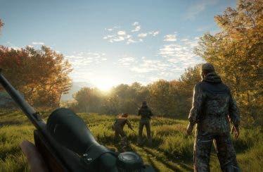 theHunter: Call of the Wild se muestra en un gameplay