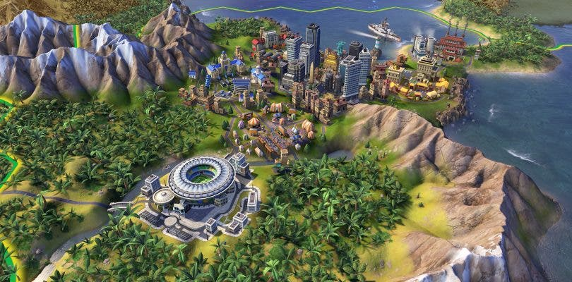 Civilization VI estrena demo en Steam