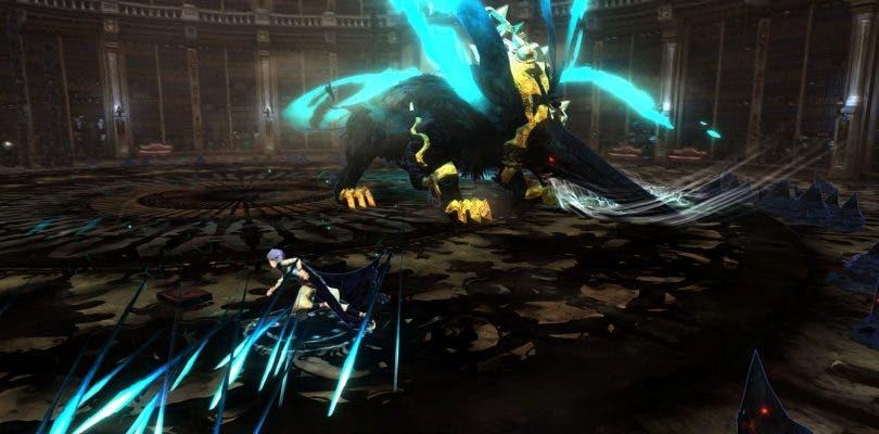 Malicious Fallen se muestra por primera vez en movimiento