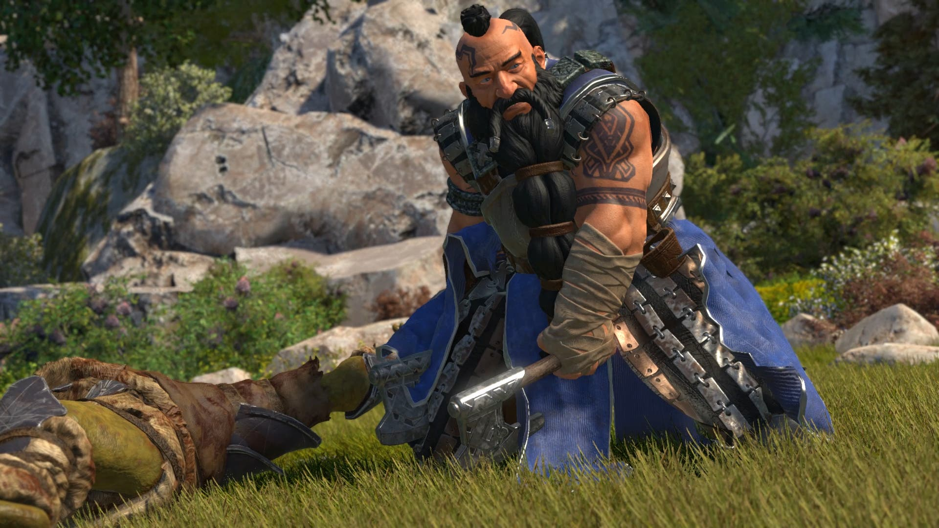 Imagen de The Dwarves llega hoy a las tiendas para ponernos en pie de guerra