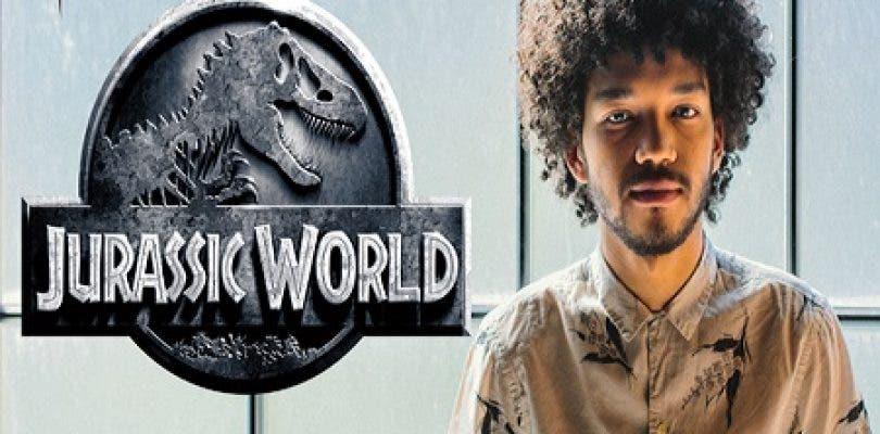 Justice Smith se une al reparto de Jurassic World 2