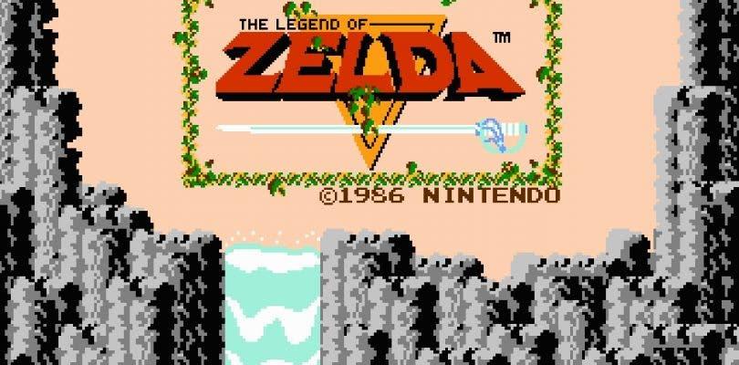 El primer The Legend of Zelda se muestra en imágenes inéditas