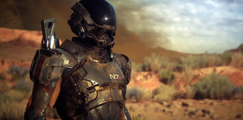 BioWare confirma que Mass Effect: Andromeda no llegará a Switch