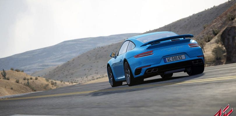 Assetto Corsa recibe el tercer pack de coches Porsche