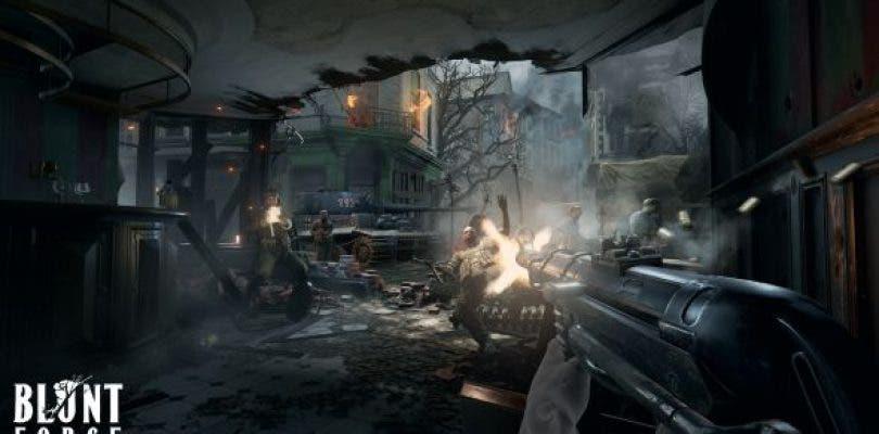 Blunt Force será el título de realidad virtual de G2A