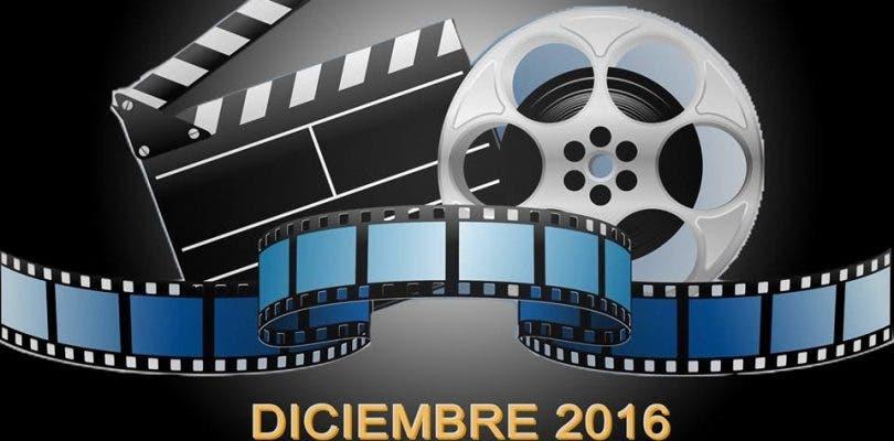 Calendario y situación de todas las series y películas (dic. 2016)