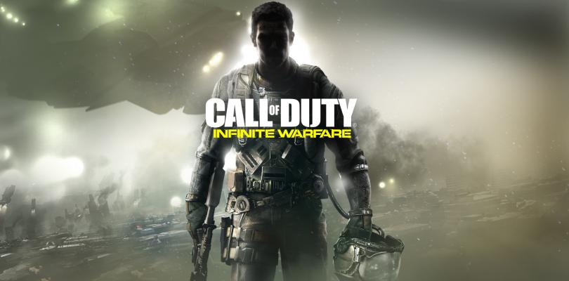 Call of Duty: Infinite Warfare triunfa en ventas en Reino Unido