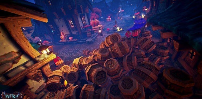 Witch Hunt llega a Steam después de pasar por Greenlight