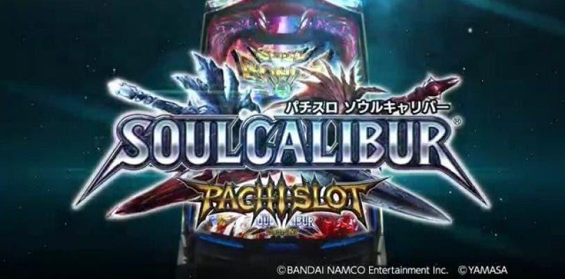 SoulCalibur celebra su 20 aniversario con un Pachinko