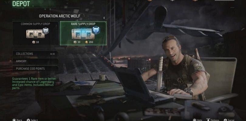 Modern Warfare Remasted ya tiene suministros tras el último parche