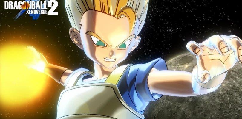 Ya disponible el primer DLC de Dragon Ball Xenoverse 2