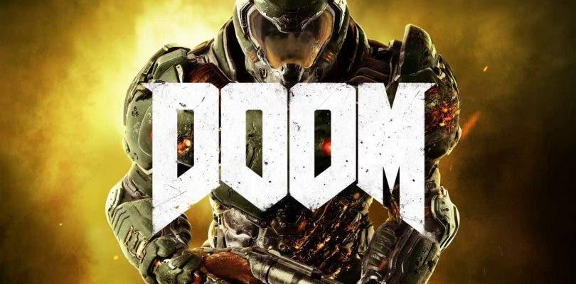 Nueva actualización disponible para el multijugador de DOOM
