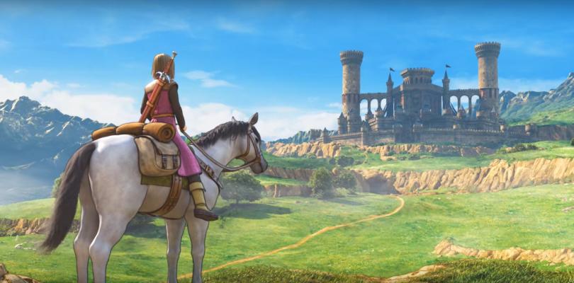Dragon Quest XI confirma su versión para Nintendo Switch