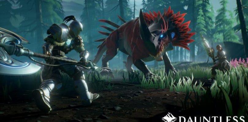 Dauntless se muestra a través de sus combates pre-alpha