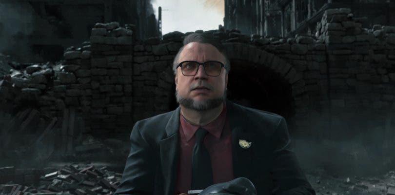 Guillermo del Toro protagoniza el nuevo tráiler de Death Stranding