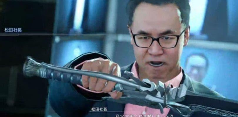 """El presidente de Square Enix será un """"boss"""" en Final Fantasy XV"""