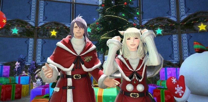 Final Fantasy XIV recibirá un evento de Navidad a partir de mañana