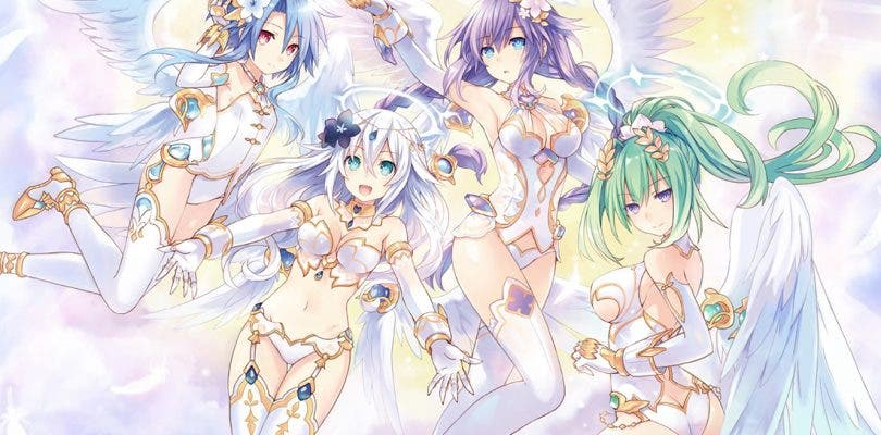 Nuevo gameplay de Four Goddesses Online: Cyber Dimension Neptune