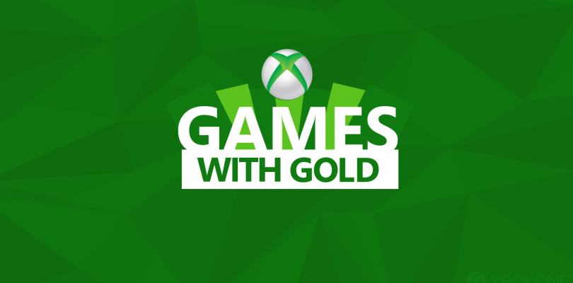 Desvelados los Games with Gold del mes de julio
